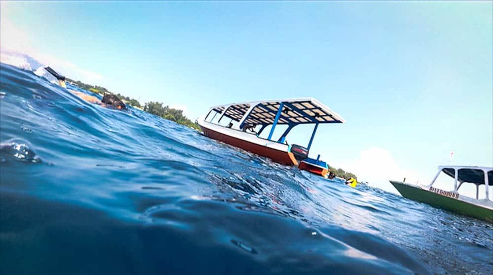 Snorkeling Gili T