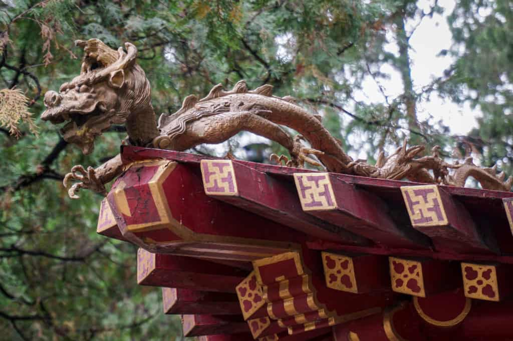 Beijing travel guide dragon