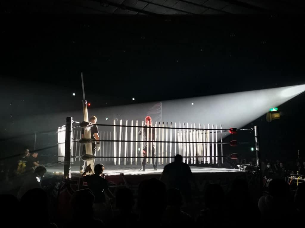 BJW wrestling
