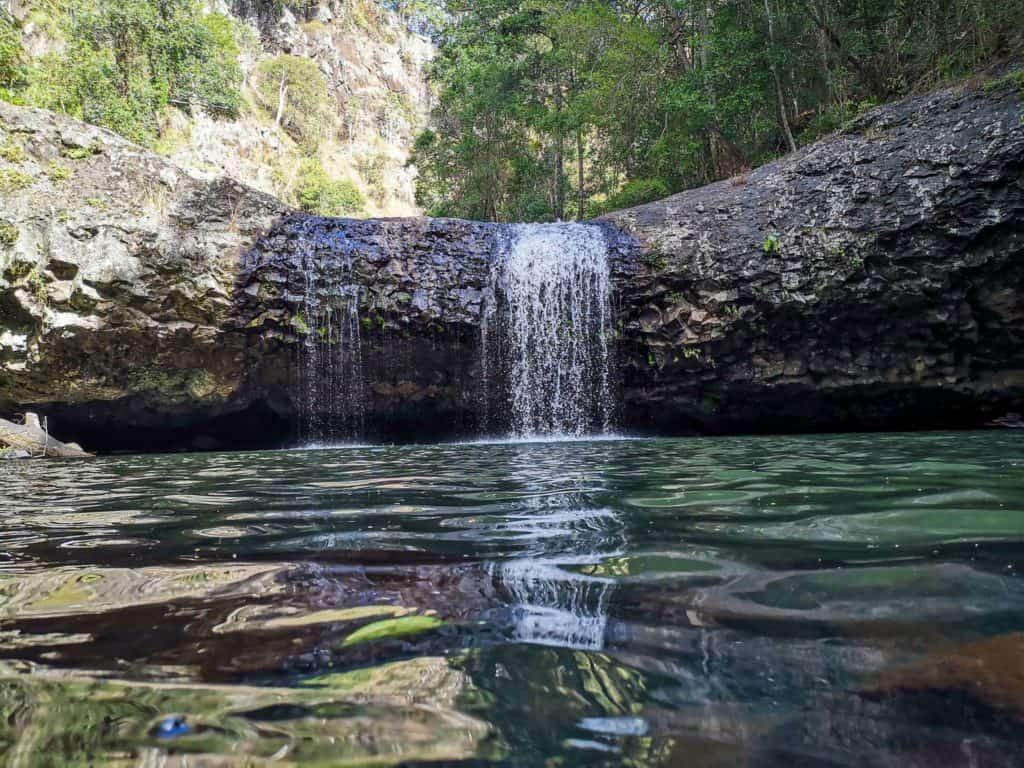 Lips Falls Queensland