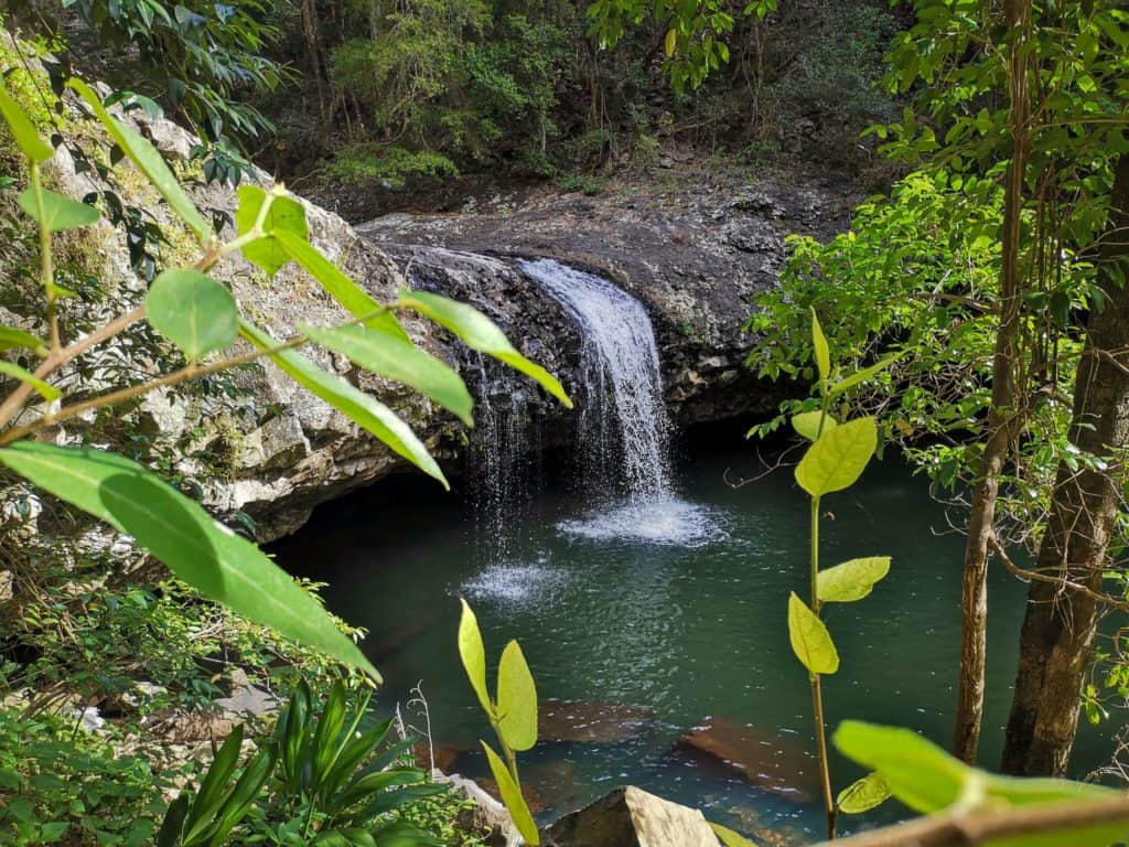 Lips Falls Queensland